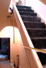 setting out stair spindles