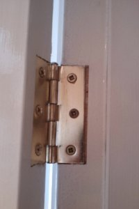 how to adjust a door