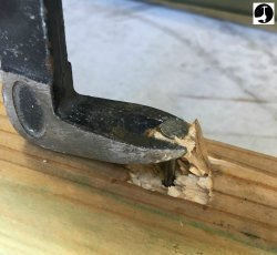 how to remove a nail