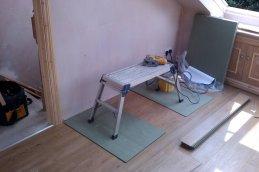how install laminate flooring