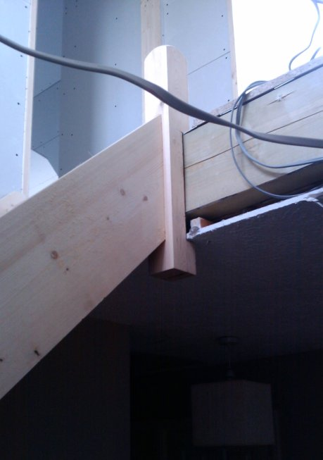 fitting stairs