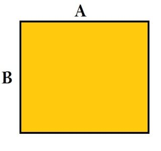 how to calculate square area