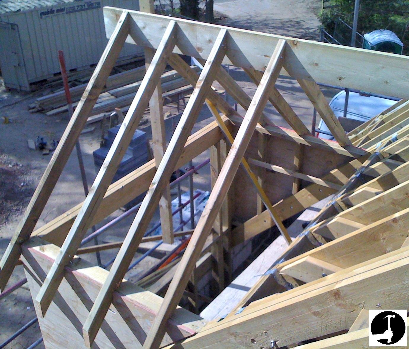 building a loft conversion