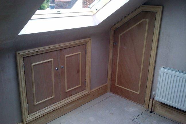 loft conversion doors