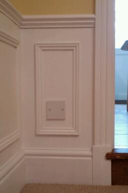 Making Architrave Plinth Blocks To Enhance Your Doorways