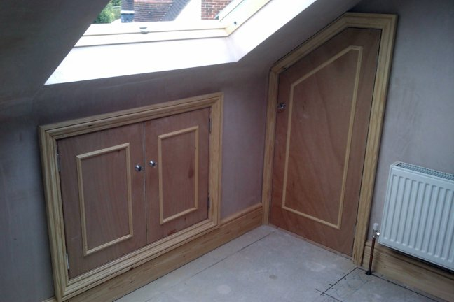 loft conversion doors