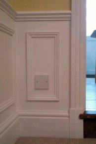 how to install architrave