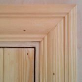 How to mitre architrave
