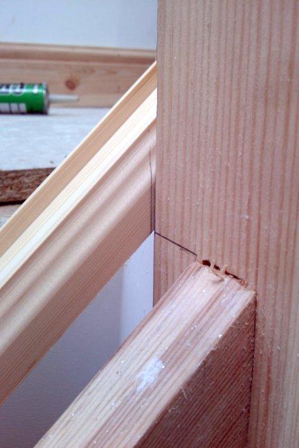 fitting a base rail