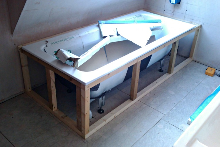 Bathtub Removable Front Panel - Bathtub Ideas