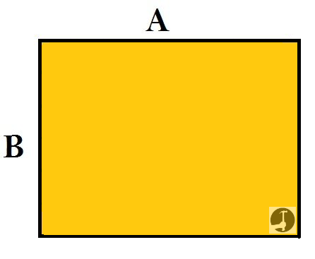 How to calculate the square area of a room