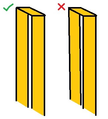 fitting a door lining  sc 1 st  Carpentry tips and tricks & Fitting a door lining or frame