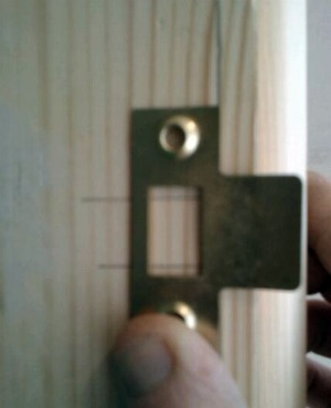 how to set up a latch