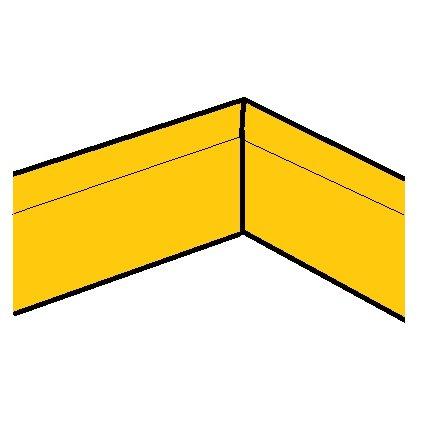 internal skirting corner