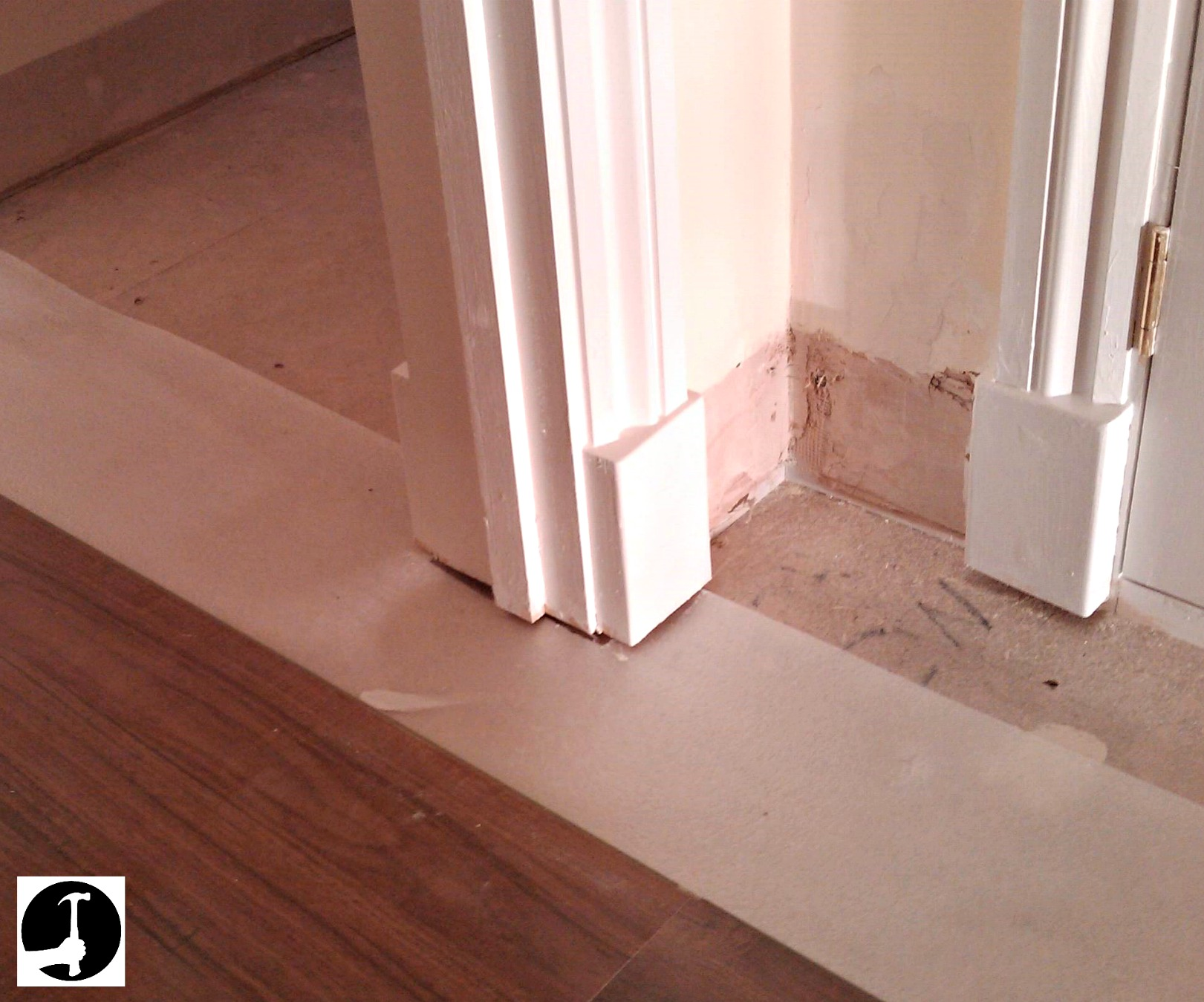 How To Lay Laminate In A Doorway For Perfect Flooring