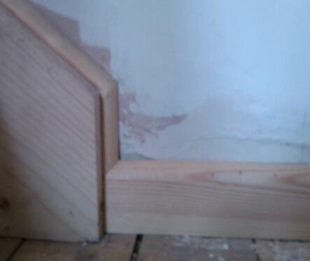 cutting skirting boards