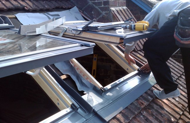 building a loft conversion