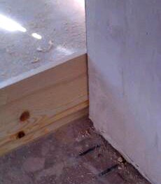 external skirting miter