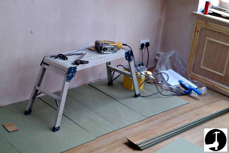 Laminate flooring toolkit