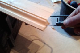 scribe skirting board